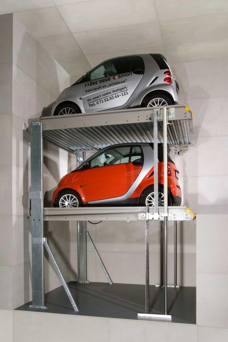 Parcheggio meccanico IdealPark
