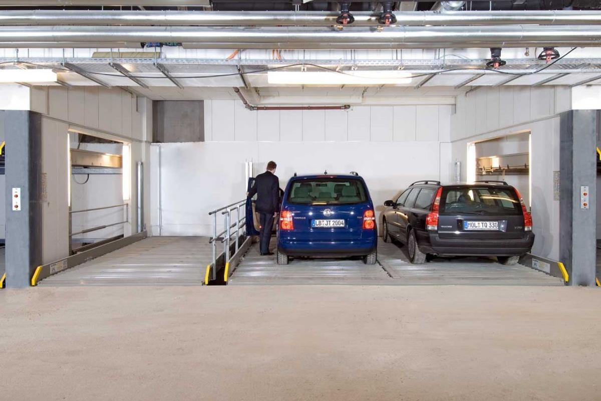 Parcheggio meccanizzato IdealPark