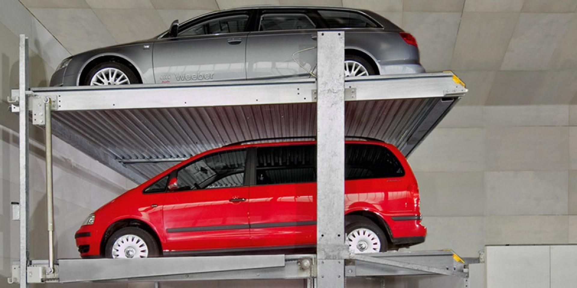 Parcheggio per auto Parklift 430