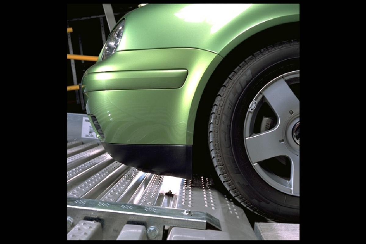Impianto di parcheggio meccanizzato IdealPark