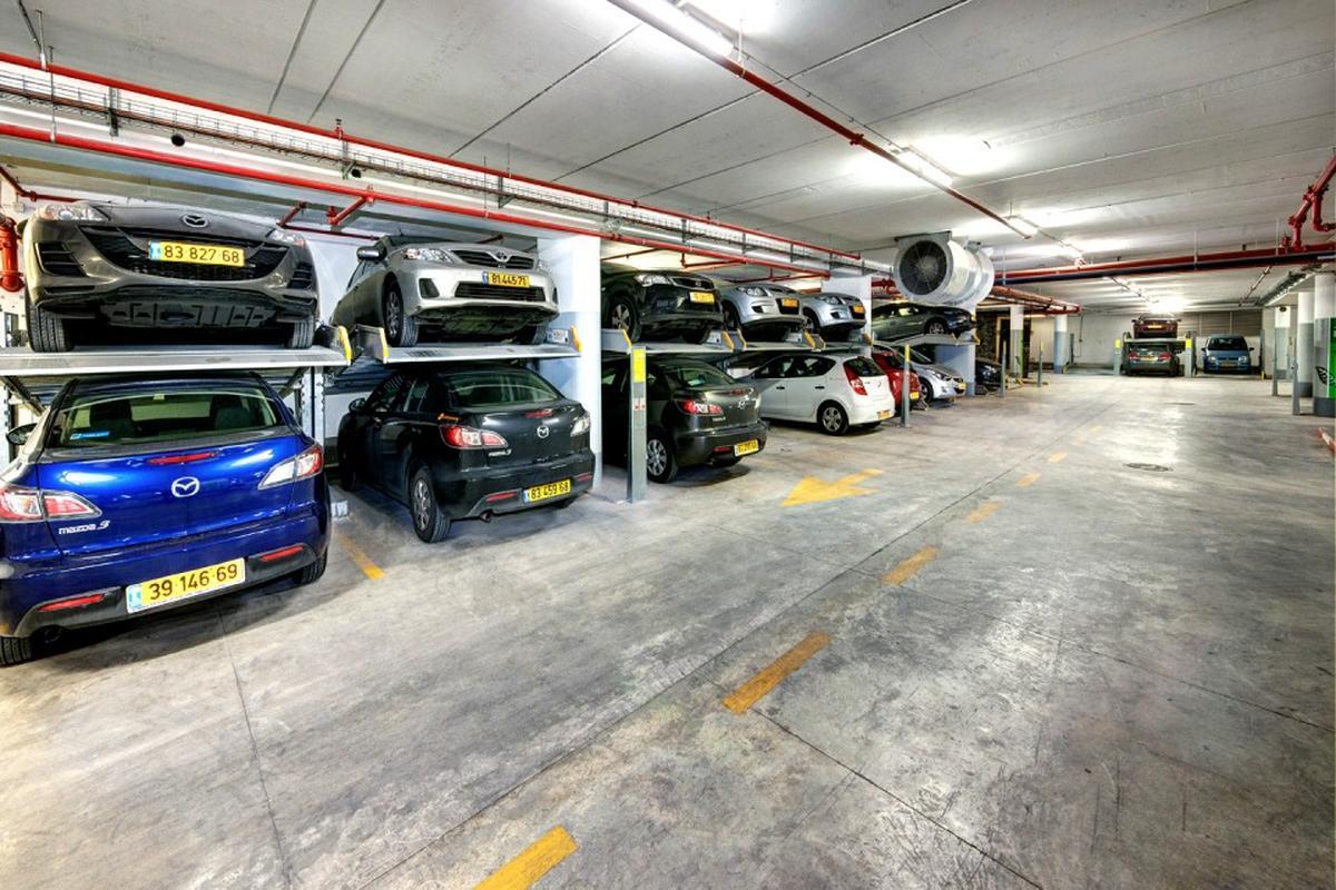 Raddoppiatore di parcheggio