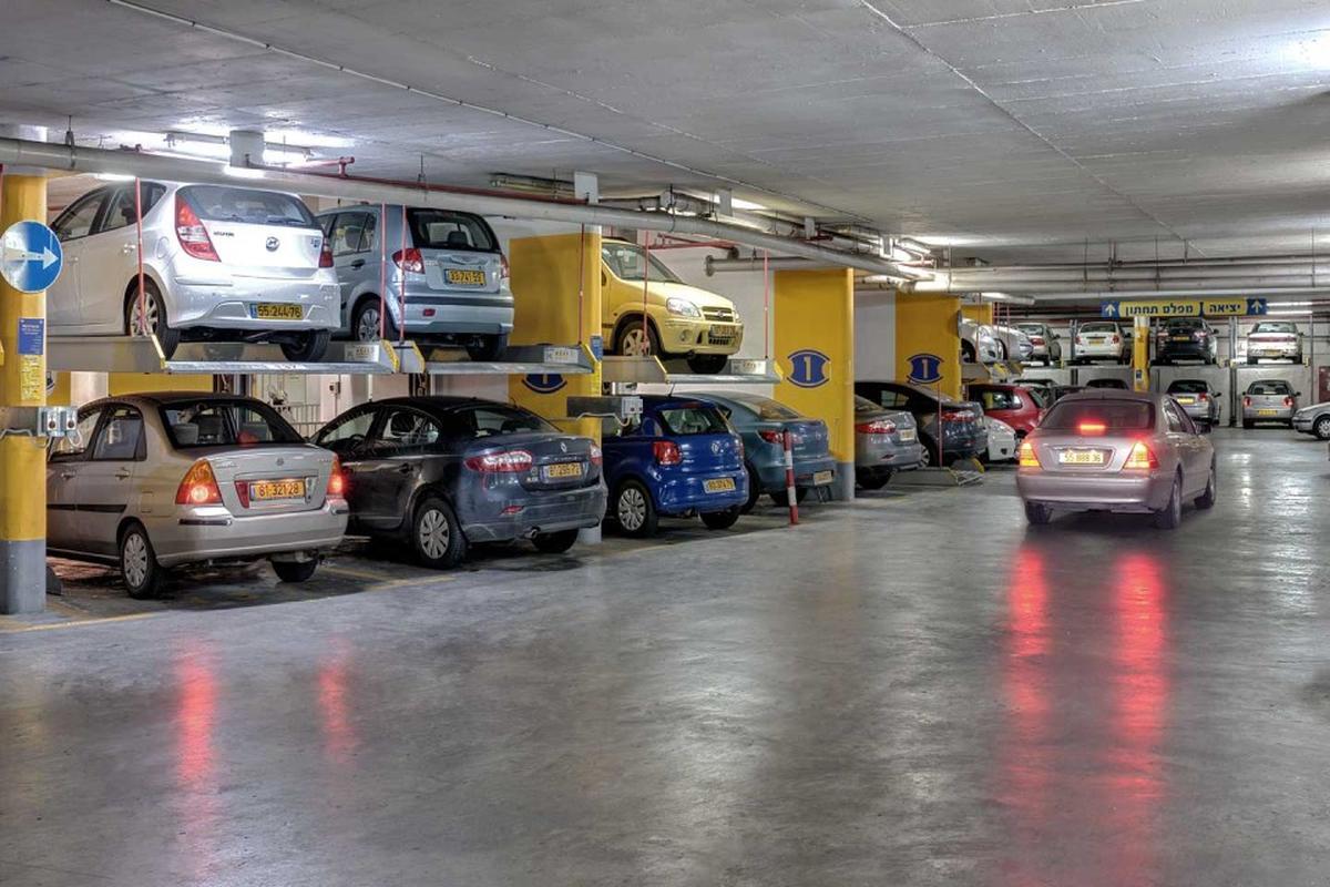 Raddoppiatore di parcheggio IdealPark
