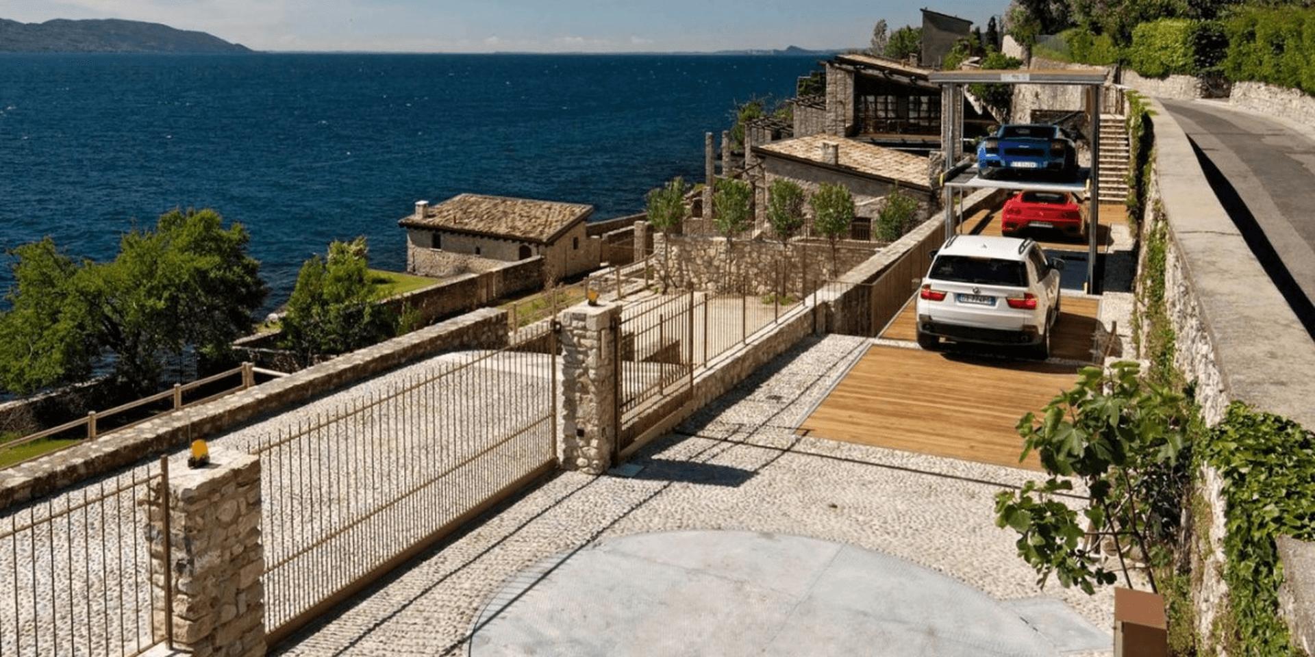 Piattaforma di parcheggio Parklift 463