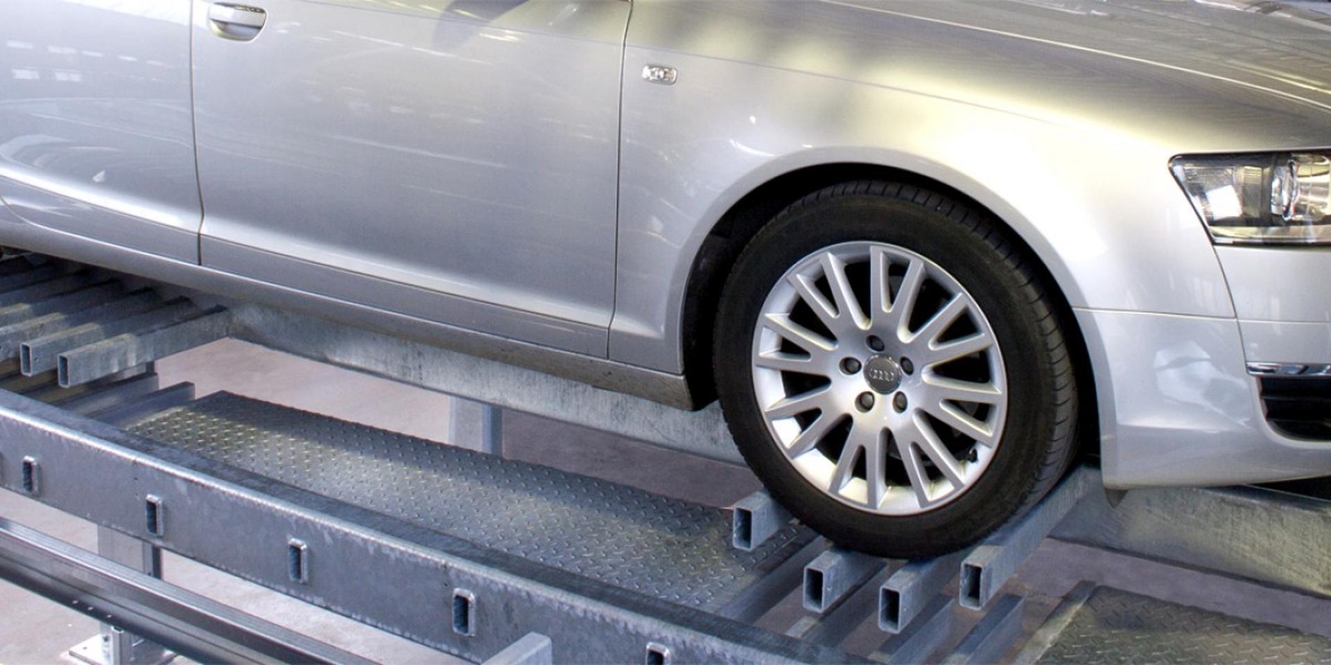 Combiparker 555 - parcheggio automatizzato