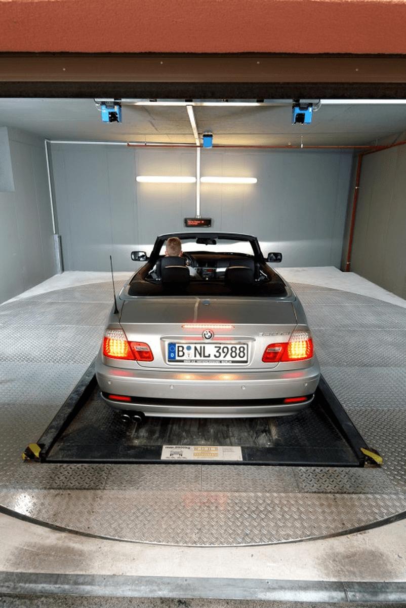 parcheggi automatizzati Levelparker 570