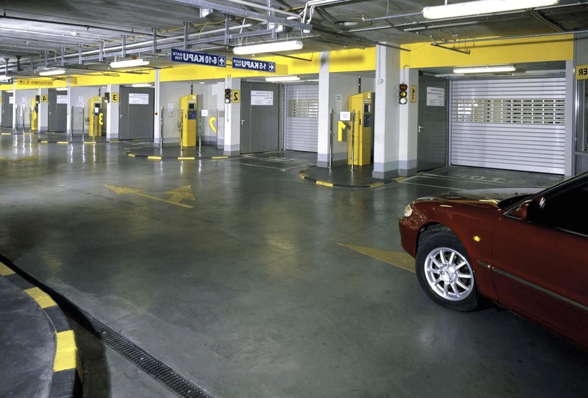 parcheggio automatico Multiparker 730