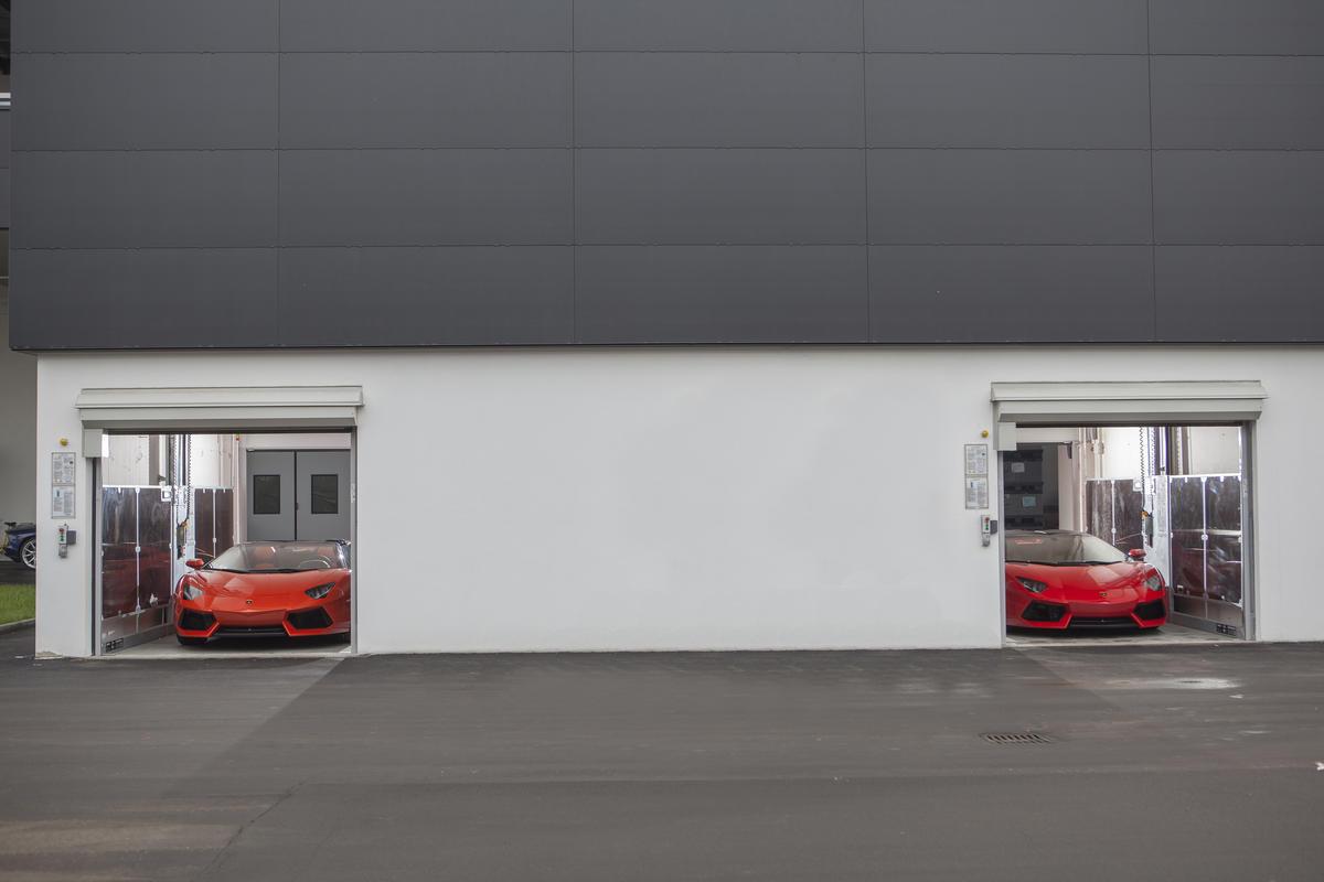 Il montauto per super luxury cars