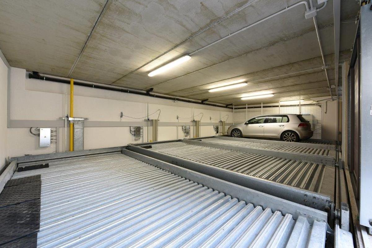 parcheggio Idealpark Combilift 542