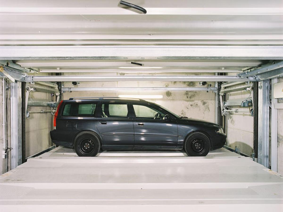 parcheggio automatico Levelparker 590