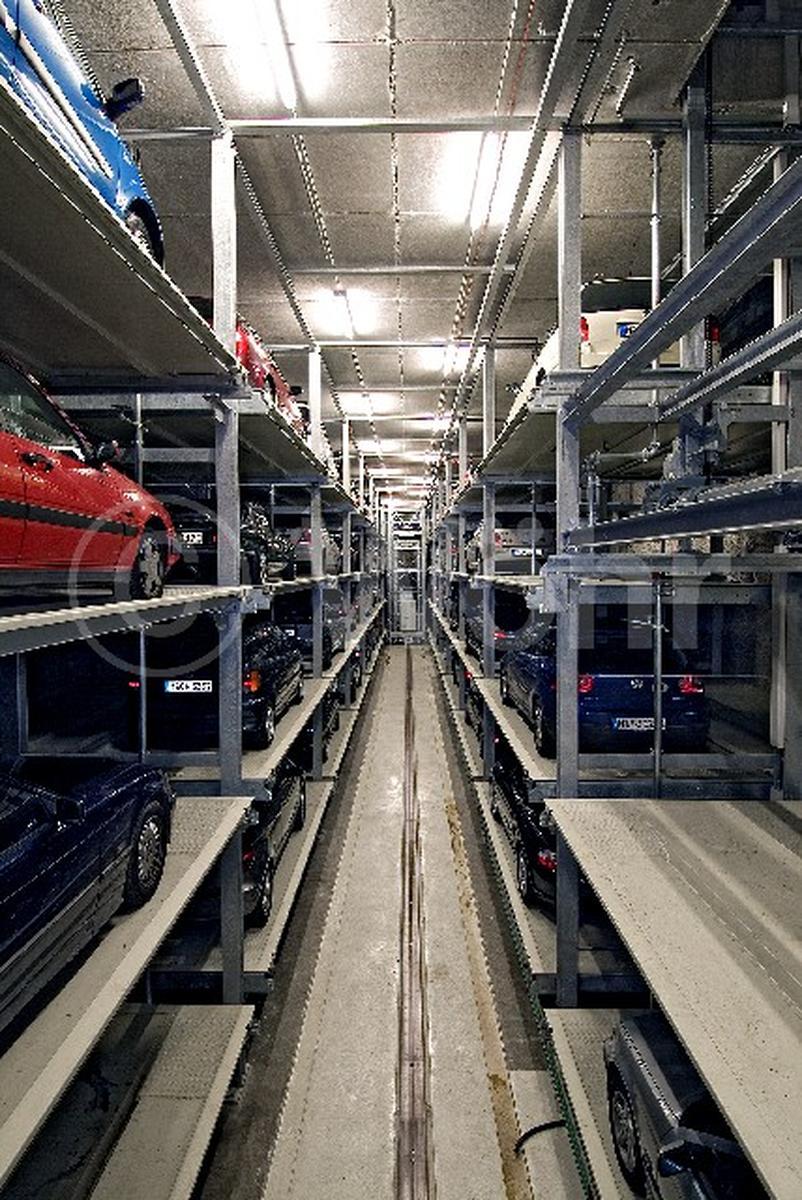 sistema di parcheggio Multiparker 740