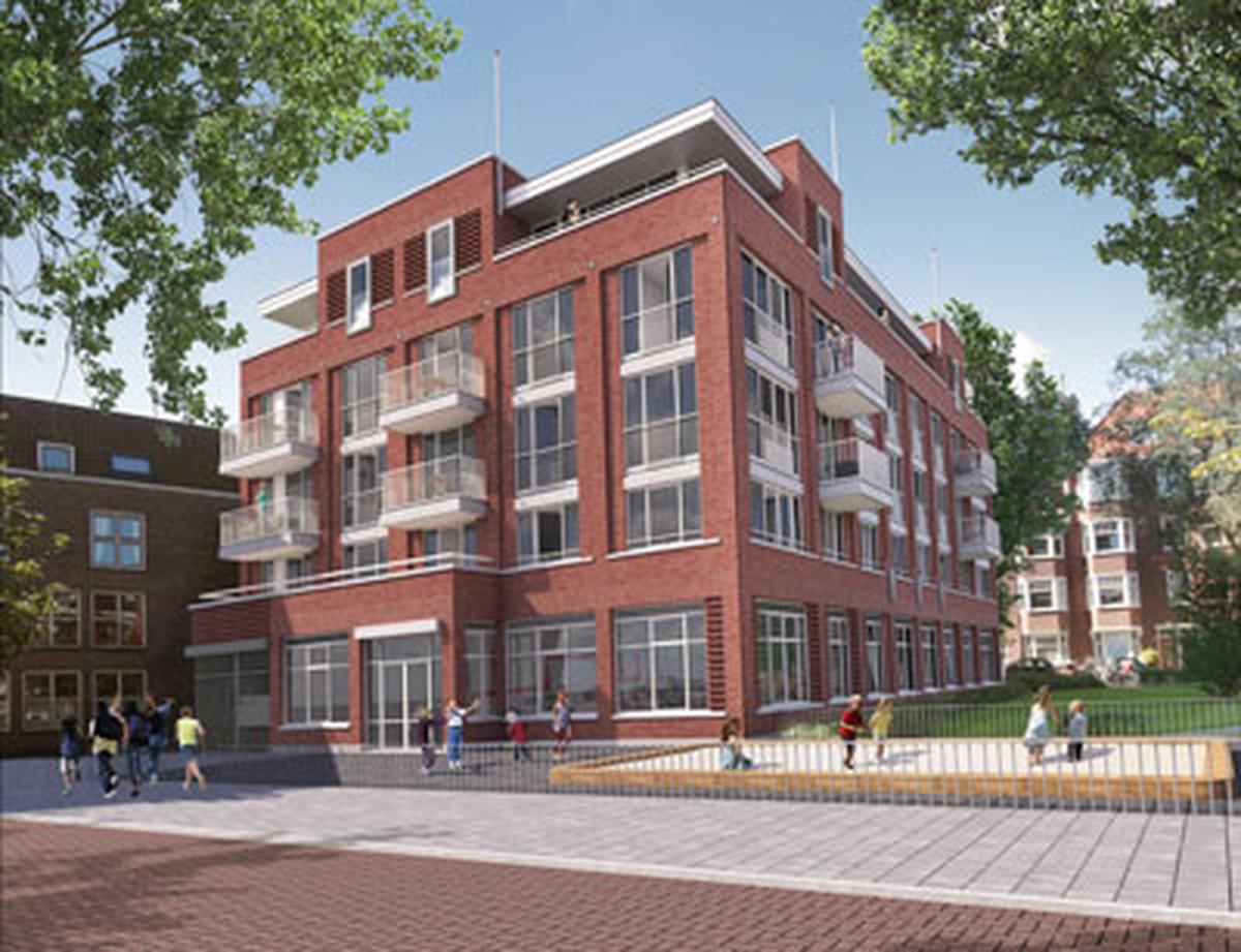 Impianto nel quartiere Oud-Zuid nuovo ascensore per auto IdealPark