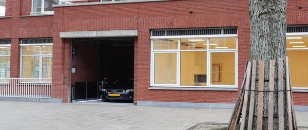 """Progetto """"Amsterdam The Netherlands"""": nel quartiere Oud-Zuid nuovo ascensore per auto IdealPark"""
