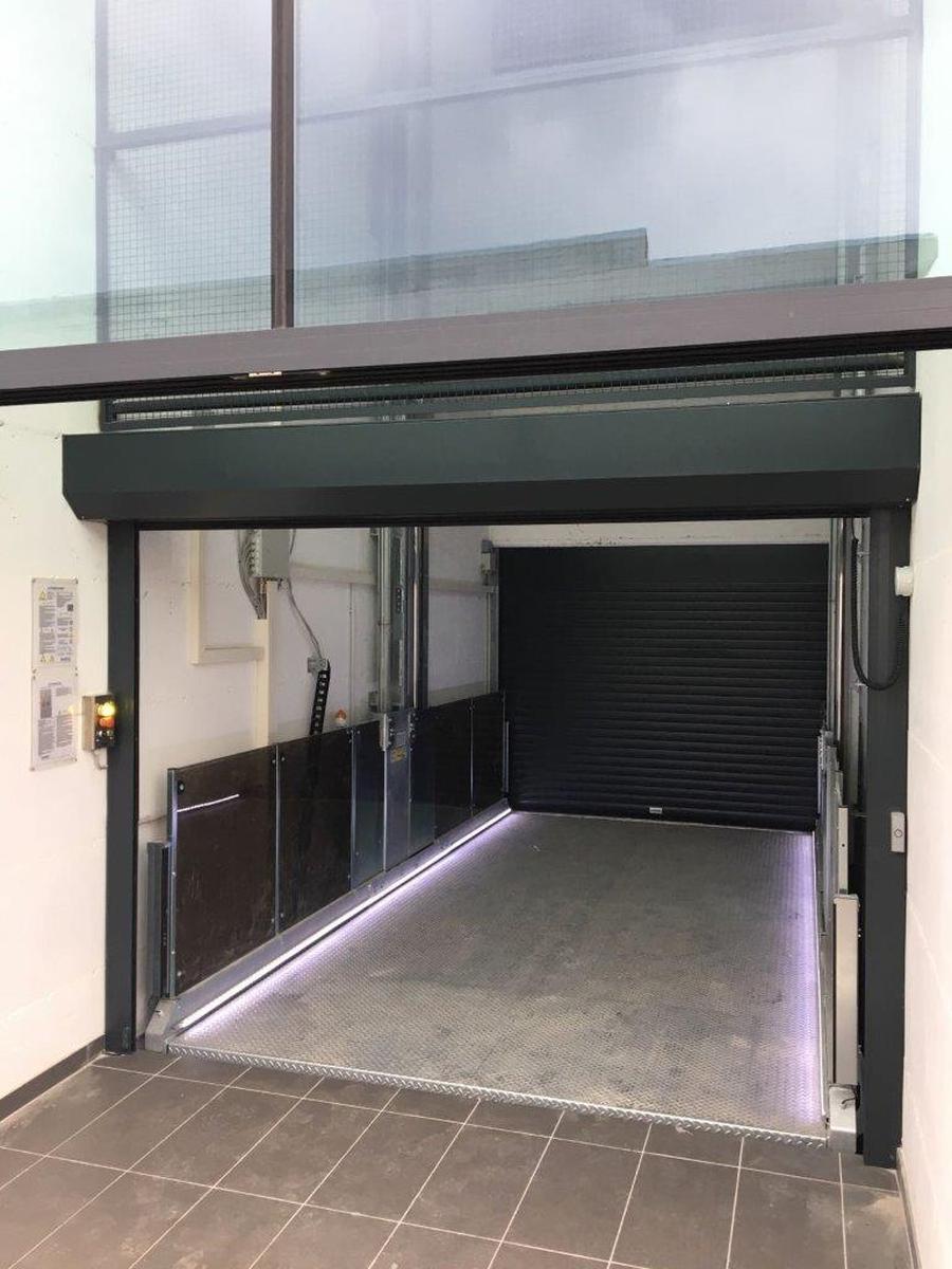 ascensori auto IdealPark
