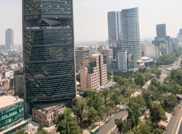 parcheggio nel grattacielo