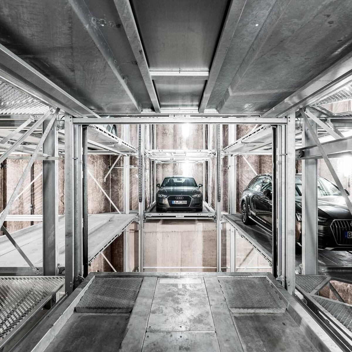 parcheggio automatizzato