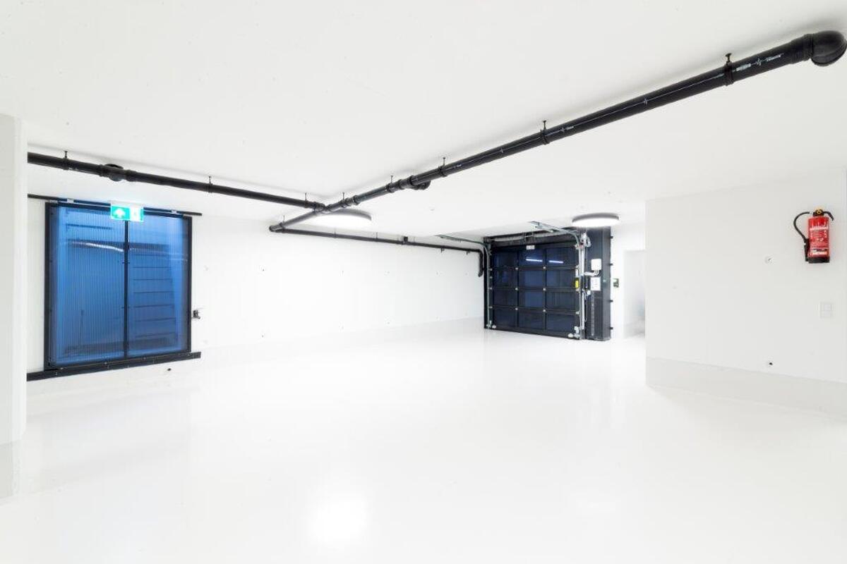ascensore per auto villa bauhaus