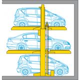 Parklift 421 - parcheggio meccanizzato