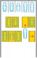 Piattaforma di parcheggio 501