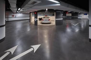 Il sistema di parcheggio automatizzato più innovativo della Spagna
