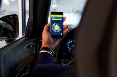 La Smart Parking App