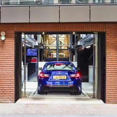 parcheggio automatizzato Parksafe 583