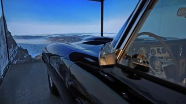 car VR theatre