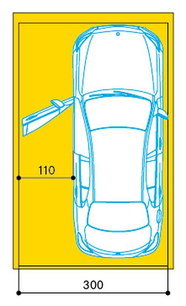 Parklift 450 Extra-large